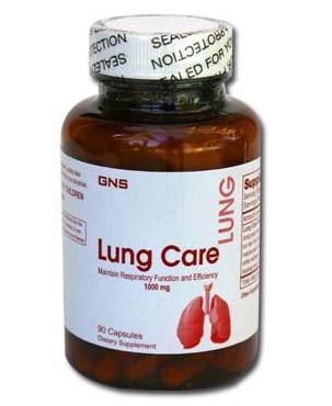 GNS Lung Care giúp bảo vệ phổi và duy trì sức khỏe tối ưu