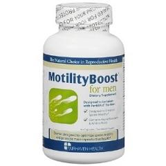 MotilityBoost for Men – Tăng cường số lượng và chất lượng di chuyển của tinh trùng cho nam giới, 60 viên