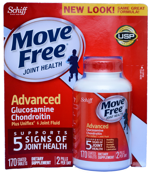 Move Free Joint Health Triple Strength Glucosamine Chondroitin