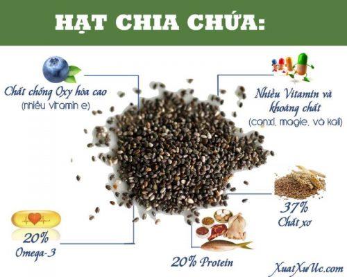 Chia seed absolute organic